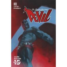 DEATH-DEFYING DEVIL #1 CVR A FEDDERICI @S