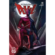 DEATH-DEFYING DEVIL #1 CVR E LEE @D
