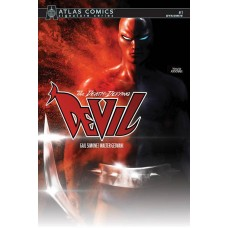 DEATH-DEFYING DEVIL #1 SGN ATLAS ED (C: 0-1-2) @F