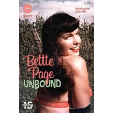 BETTIE PAGE UNBOUND #5 CVR E PHOTO @D