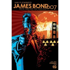 JAMES BOND 007 #10 CVR A JOHNSON @D