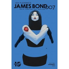 JAMES BOND 007 #10 CVR B PHAM @D