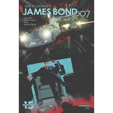 JAMES BOND 007 #10 CVR D CAREY @D