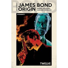 JAMES BOND ORIGIN #12 CVR A PANOSIAN @D