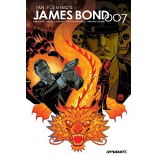 JAMES BOND 007 HC VOL 01 SGN ED @D