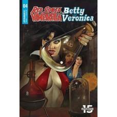 RED SONJA VAMPIRELLA BETTY VERONICA #4 CVR A DALTON