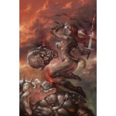 RED SONJA BIRTH OF SHE DEVIL #3 PARILLO VIRGIN CVR (C: 0-1-2 @F