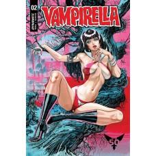 VAMPIRELLA #2 CVR B MARCH @D