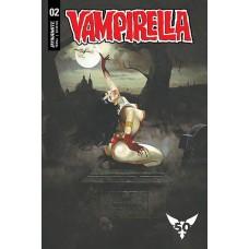 VAMPIRELLA #2 CVR C DALTON @D