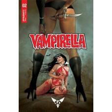 VAMPIRELLA #2 CVR D GUNDUZ @D