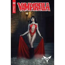 VAMPIRELLA #2 CVR E COSPLAY @D