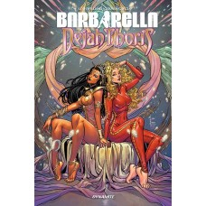BARBARELLA DEJAH THORIS GN @D