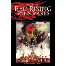PIERCE BROWN RED RISING SON OF ARES TP @D