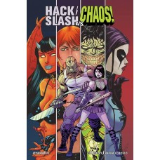 HACK SLASH VS CHAOS TP (MR) @D