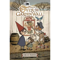 OVER GARDEN WALL CIRCUS FRIENDS ORIGINAL GN VOL 02 (C: 1-1-2 @D