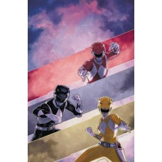 MIGHTY MORPHIN POWER RANGERS #42 MAIN (C: 1-0-0) @D
