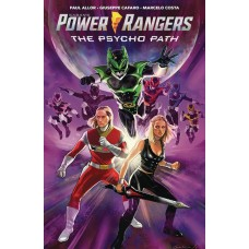 POWER RANGERS PSYCHO PATH ORIGINAL GN (C: 1-1-2) @D