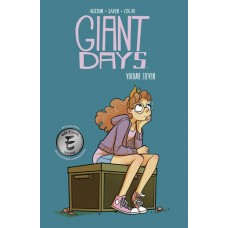 GIANT DAYS TP VOL 11 (C: 0-1-2) @D