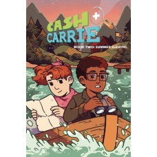 CASH & CARRIE TP VOL 02 SUMMER SLEUTHS @U