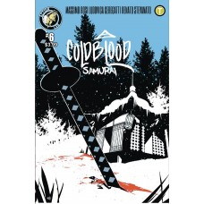 COLD BLOOD SAMURAI #6 @U