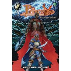 PRINCELESS BOOK 9 LOVE YOURSELF #1 @U