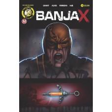 BANJAX #3 CVR A ALVES (MR) @F