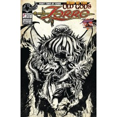 ZORRO RISE OF THE OLD GODS #2 CVR B LTD ED PULP