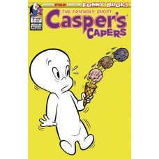 CASPER CAPERS #6 LTD ED CVR