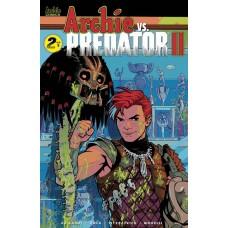 ARCHIE VS PREDATOR 2 #2 (OF 5) CVR D ISAACS