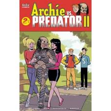 ARCHIE VS PREDATOR 2 #2 (OF 5) CVR E SMALLWOOD