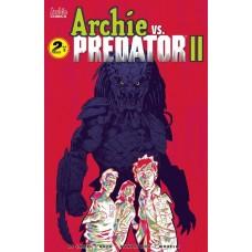 ARCHIE VS PREDATOR 2 #2 (OF 5) CVR F WALSH