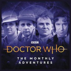 DOCTOR WHO 6TH DOCTOR MEMORIES OF TYRANT AUDIO CD (C: 0-1-0) @F