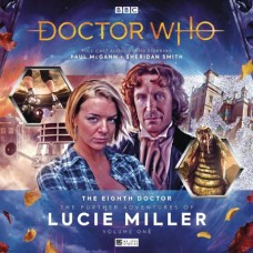 DOCTOR WHO 8TH DOCTOR FURTHER ADV LUCIE MILLER AUDIO CD (C: @F