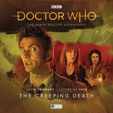 DOCTOR WHO 10TH DOCTOR ADV CREEPING DEATH AUDIO CD (C: 0-1-0 @F