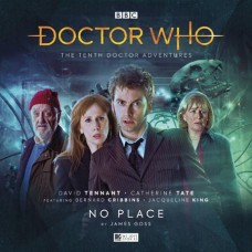 DOCTOR WHO 10TH DOCTOR ADV NO PLACE AUDIO CD (C: 0-1-0) @F