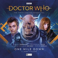 DOCTOR WHO 10TH DOCTOR ADV ONE MILE DOWN AUDIO CD (C: 0-1-0) @F