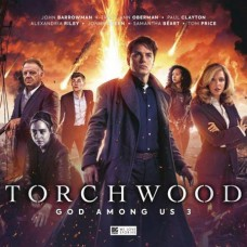 TORCHWOOD GOD AMONG US PART 3 AUDIO CD (C: 0-1-0) @F