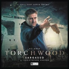TORCHWOOD SARGASSO AUDIO CD (C: 0-1-0) @F