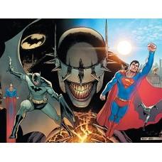 DF BATMAN SUPERMAN #1 CONNECTING A SGN WILLIAMSON @W