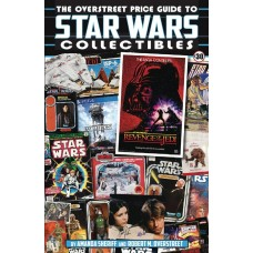 OVERSTREET PRICE GUIDE TO STAR WARS COLLECTIBLES SGN SC @F