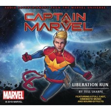 CAPTAIN MARVEL LIBERATION RUN AUDIO CD (C: 0-1-0) @F
