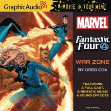 FANTASTIC FOUR WARZONE AUDIO CD (C: 0-1-0) @F
