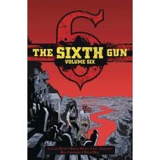 SIXTH GUN DLX ED HC VOL 06