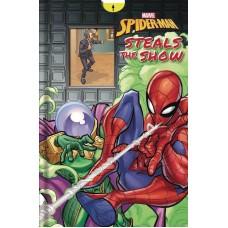 MARVEL SPIDER-MAN STEALS THE SHOW YR HC (C: 0-1-0) @F