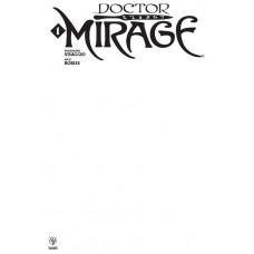 DOCTOR MIRAGE #1 (OF 5) CVR E BLANK