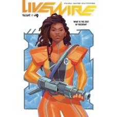 LIVEWIRE #9 (NEW ARC) CVR A LEE @D