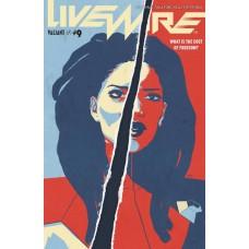 LIVEWIRE #9 (NEW ARC) CVR B ALLEN @D