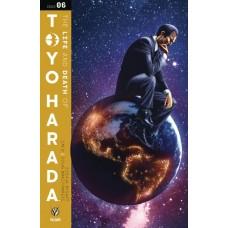 LIFE & DEATH OF TOYO HARADA #6 (OF 6) CVR A SUAYAN @D