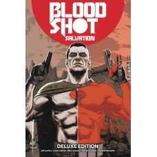 BLOODSHOT SALVATION DELUXE EDITION HC (C: 0-1-2)
