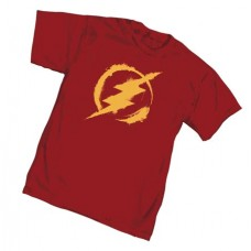 THE FLASH YEAR ONE SYMBOL T/S MED (C: 1-1-2) @U
